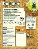Peckish Natural Balance Energy Suet Fat Balls for Wild Birds, 50 Tub