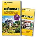 ADAC Reiseführer plus Thüringen: mit Maxi-Faltkarte zum Herausnehmen