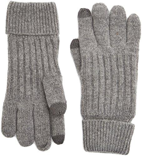 Bench Herren Handschuhe E-Tip Glove, Grau (Stormcloud Marl Ma1039), One size
