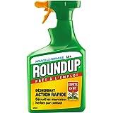 Roundup - rpo12 - Désherbant biocontrôle 1h pulvérisateur intégré 1.2l Speed Multi-usages