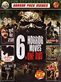 6 HORROR MOVIES IN 1 DVD (VOL.21) (BHOOT...