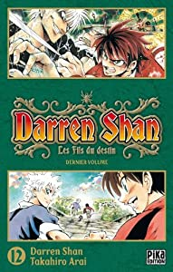 Darren Shan Edition simple Tome 12