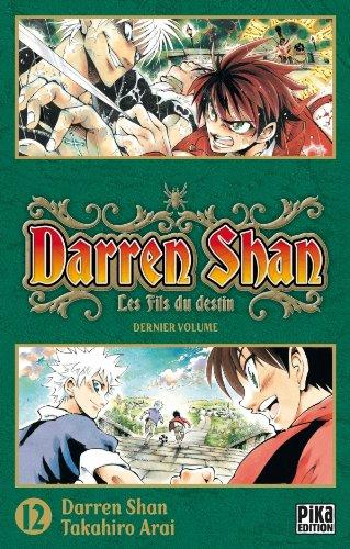 Darren Shan Vol.12