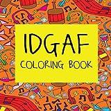 IDGAF Activity Book! The Subtle Art of Not Giving a Fck