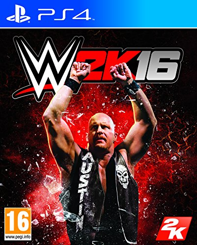 WWE 2K16 [AT Pegi] - [PlayStation 4] (Wrestling Video-spiele)