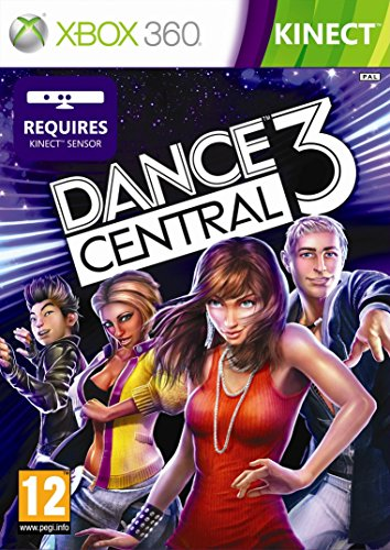 Kinect Dance Central 3 [Spanisch - Xbox Central Dance 3 360
