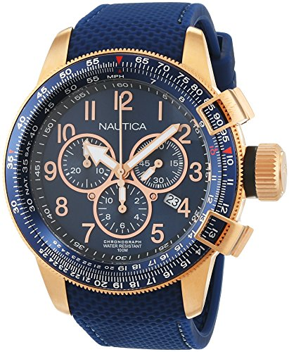 nautica-nai28500g-reloj-de-pulsera-hombre-cuero-color-azul