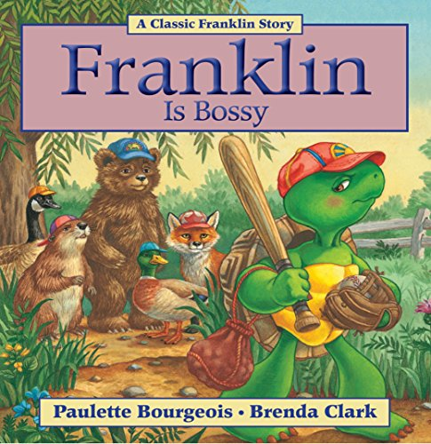Wert Mate-serie (Franklin Is Bossy (Classic Franklin Stories Book 5) (English Edition))