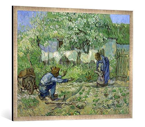 Gerahmte Kunstwerke Van Gogh (Gerahmtes Bild von Vincent van Gogh