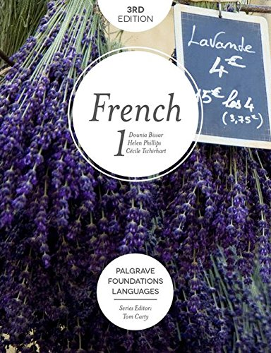 Foundations French 1 (Palgrave Foundations Languages)