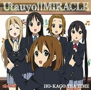 Utauyo!! Miracle [Ltd.Edition]