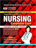 #9: Vardhan Comprehensive Guide for NURSING Competitive Examinations (3rd Revised edition 2017)