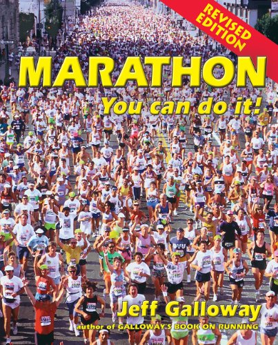 marathon-you-can-do-it-english-edition