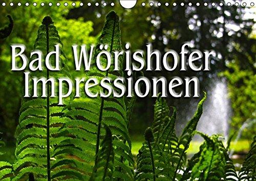 Bad Wörishofer Impressionen (Wandkalender 2019 DIN A4 quer): Bad Wörishofen ist der Kneipp-Kurort, wo die Kneipp'sche Lehre ihren Anfang nahm. (Monatskalender, 14 Seiten ) (CALVENDO Orte)