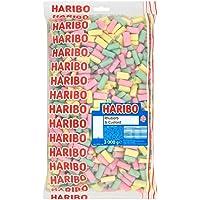 Haribo Rhubarb and Custard Bulk Bag 3 Kg