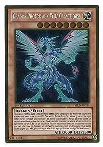 Dragon Photon Aux Yeux Galactiques (PGLD-FR038) carte Yu-Gi-Oh ! by Momma