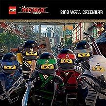 2018 LEGO Ninjago Official Calendar
