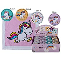 Unicorn Magic Towel with different styles)