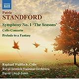 Standford: Symphony No. 1 [David Lloyd-Jones, Raphael Wallfisch; Royal Scottish National Symphony Orchestra] [NAXOS: 8571356]