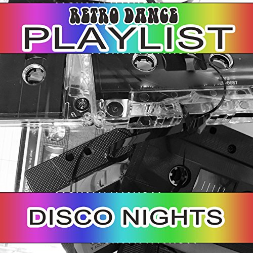 Retro Dance Playlist Disco Nights Disco-retro-dance