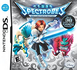 Spectrobes Collectors Edition - Nintendo DS