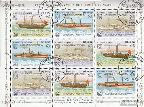 sao-tome-e-principe-909-911-minifoglio-completaproblema-1984-navi-francobolli-