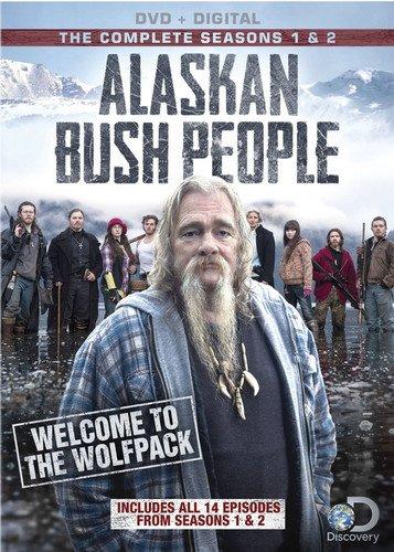 Alaskan Bush People: Season 1 & 2 [DVD + Digital]