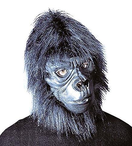 Affenmaske Gorilla Maske Affe King Kong Gorillamaske