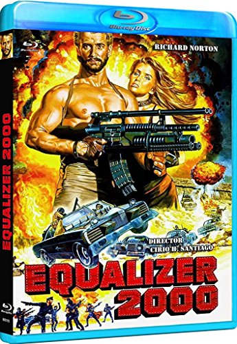 Equalizer 2000 [Blu-ray] - Dvd-the Equalizer