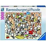Ravensburger Puzzle 19610 - Sheepworld: Cupcakes 1000 Teile