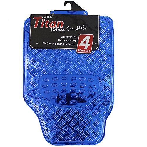 jvl-titan-set-di-4-tappetini-per-auto-in-gomma-effetto-metallizzato-colore-blu