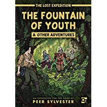 The Lost Expedition: The Fountain of Youth & Other Adventures: An expansion to the game of jungle survival (Lost Expedition Games)
