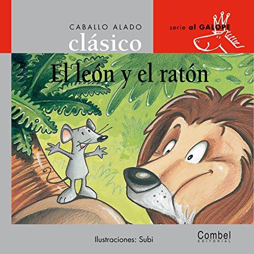El león y el ratón (Caballo alado clásico)