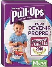 Huggies Pull-Ups Trainingshöschen für Jungen, Gr.4/M, 2x26Stück