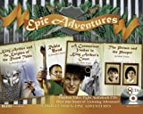 Epic Adventures: King Arthur and the Knights of the Round Table; Robin Hood; A Connecticut Yankee in King Arthur's Court; The Prince an (Naxos Classics)