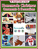 16 Angel Crafts to Make: Homemade Christmas Ornaments & Decorations