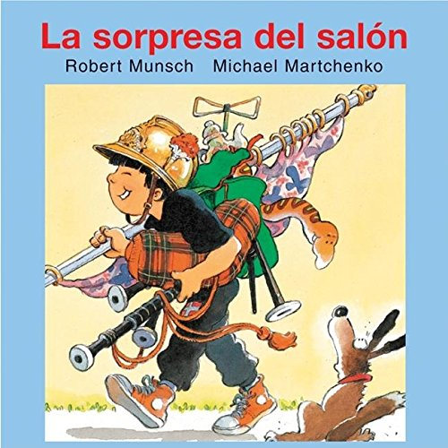 La Sorpresa del Salon (Munsch for Kids)