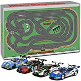 Scalextric Digital Set SL100 JadlamRacing Layout with 4 cars
