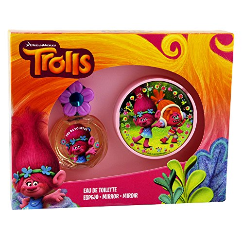 Trolls Estuche con Eau de Toilette - 1 Pack (precio: 9,17€)