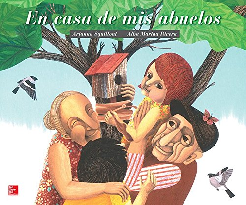 Lectura Maravillas Literature Big Book: En Casa de MIS Abuelos Grade K (Lectura Maravillas Literature Big Book - Elementary Core Reading)