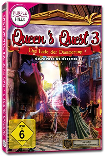 Queen´s Quest 3 - Das Ende der Dämmerung Sammler [Windows 7]