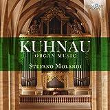 Kuhnau, Johann : Intégrale de l'Oeuvre pour Orgue