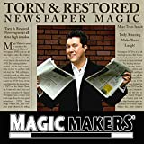Best Dvd Makers - Torn And Restored Newspaper Illusion Dvd Watch And Review