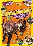 Dinosaurios: Mi Mejor Coleccion de Etiquetas (National Geographic Kids)