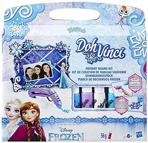 Hasbro DohVinci B4936ES0 - Die Eiskönigin - Erinnerungsstück, Bastelspielzeug