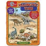 Meiner Shure 10.335,3cm Dinosaurier magnetisch Dose Spielset