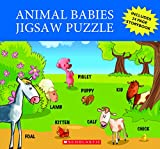 Animal Babies Jigsaw Puzzle