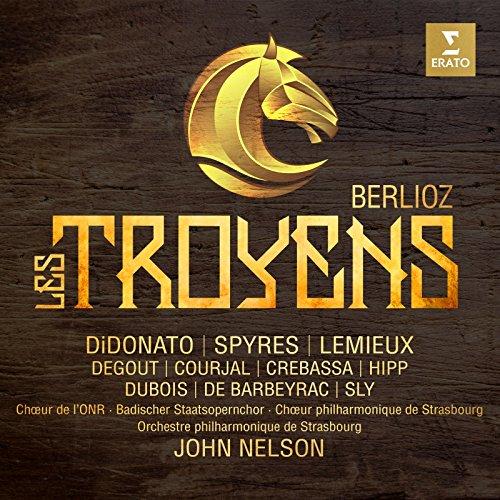 Berlioz : les Troyens (4cd+1dvd)