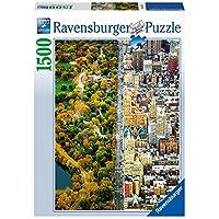Ravensburger Italy 16254 - Puzzle in Cartone New York, 1500 Pezzi
