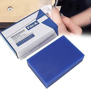 Professionelles Blaues Wachs Block Schmucksache Schnitzen Werkzeug Schmucksachen Die Vorbildliches Zubehör Bilden 01 Amazon De